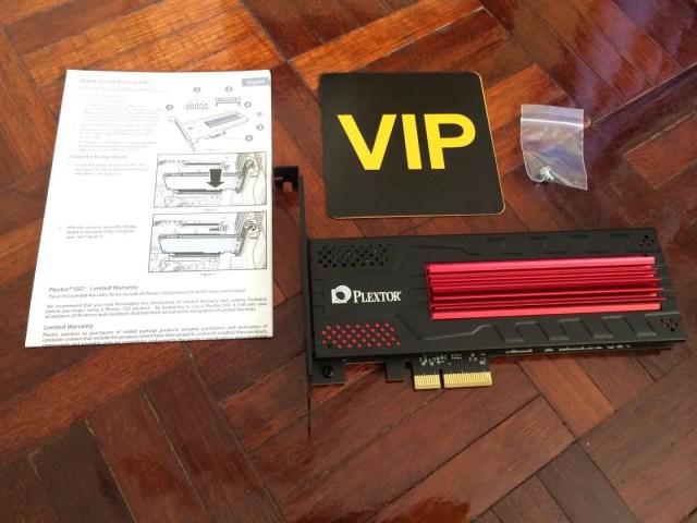 Unboxing & Review: Plextor M6e Black Edition PCIe SSD 69