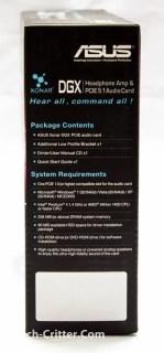 Unboxing & Review: Asus Xonar DGX PCI-E 5.1 Sound Card 5