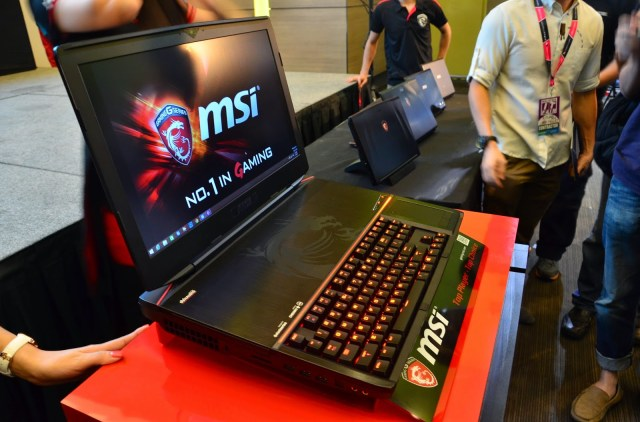 Event Coverage: MSI GT80 Titan Launch Event 5
