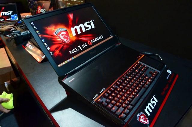 Event Coverage: MSI GT80 Titan Launch Event 30