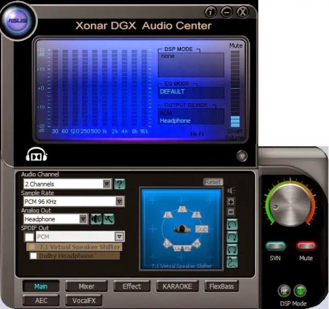 Unboxing & Review: Asus Xonar DGX PCI-E 5.1 Sound Card 14