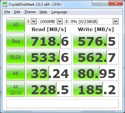 Unboxing & Review: Plextor M6e Black Edition PCIe SSD 92