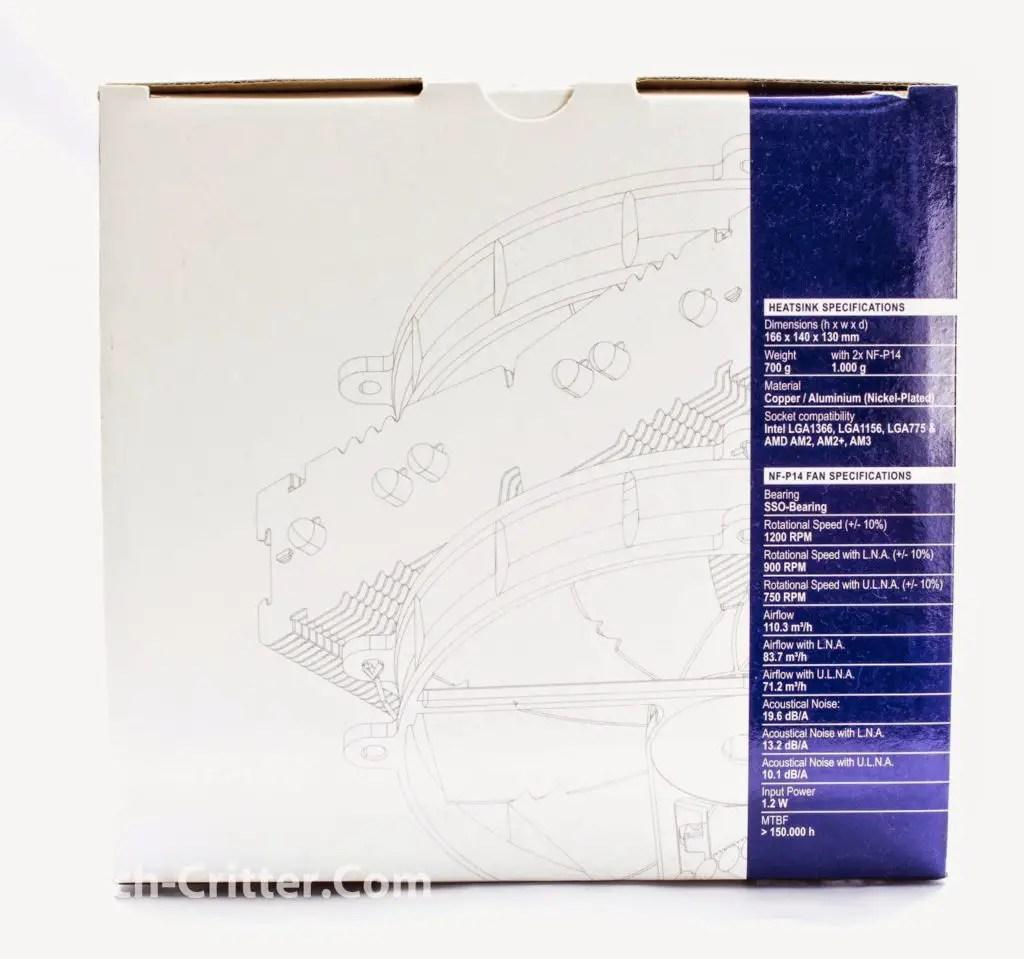 Unboxing & Review: Noctua NH-C14 CPU Cooler 5