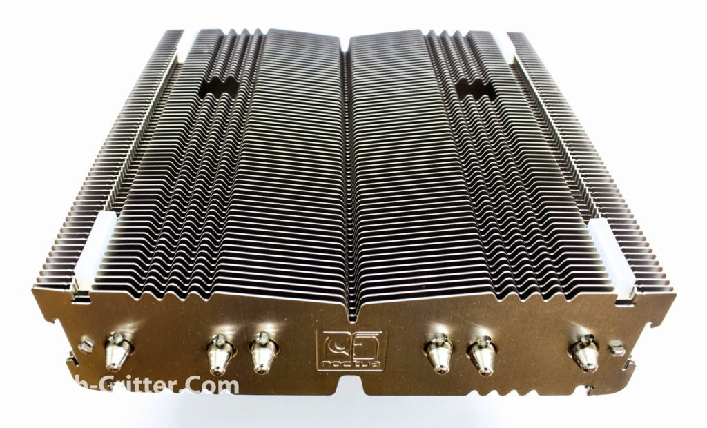 Unboxing & Review: Noctua NH-C14 CPU Cooler 19