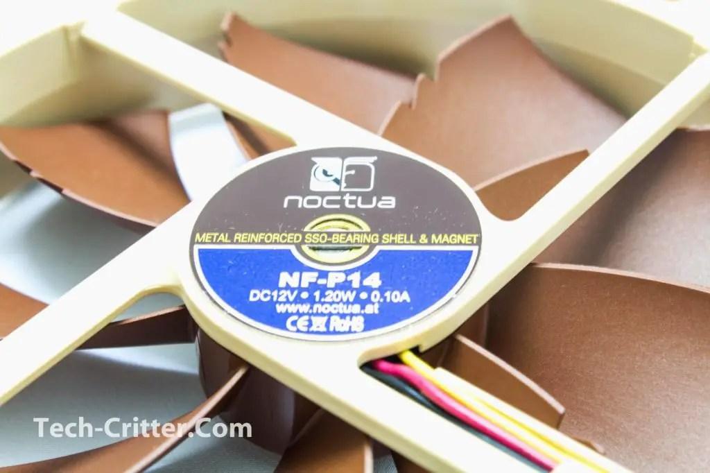 Unboxing & Review: Noctua NH-C14 CPU Cooler 21