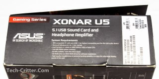 Unboxing and Review: Asus Xonar U5 5.1 USB Sound Card and Headphone Amplifier 51