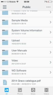 Unboxing & Review: Western Digital My Passport Wireless 1TB 83