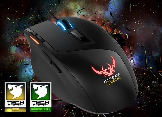 Unboxing & Review: Corsair Gaming Sabre Laser RGB Gaming Mouse 32