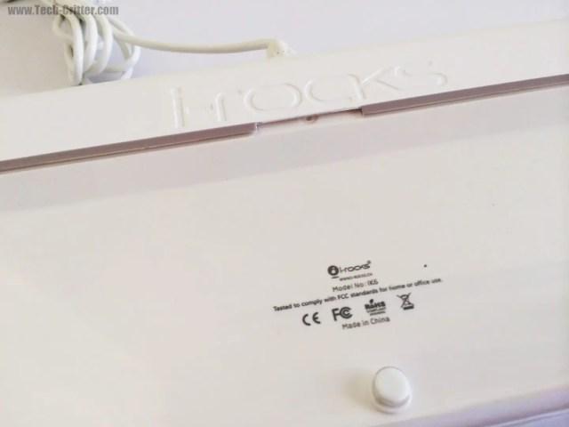 Unboxing & Review: i-Rocks IK6 Crystal USB Keyboard 57