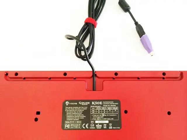 Unboxing & Review: i-Rocks Golem Series K50E Illuminated Gaming Keyboard 59