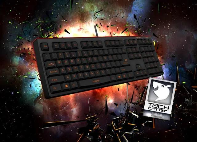 Unboxing & Review: i-Rocks Golem Series K50E Illuminated Gaming Keyboard 63