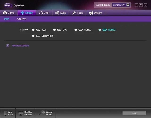 Review: BenQ XL2430T Gaming Monitor 110