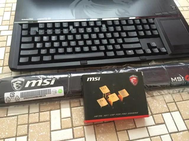 MSI GT80 2QE Titan SLI Gaming Notebook Review 78
