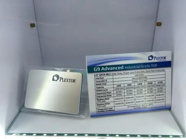Plextor unveils its privacy protection software PlexVault for its latest PCIE SSD M7e 5