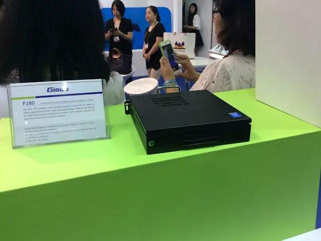 "Giada unveils mini PC powered with Intel ""Skylake"" based CPU 22"