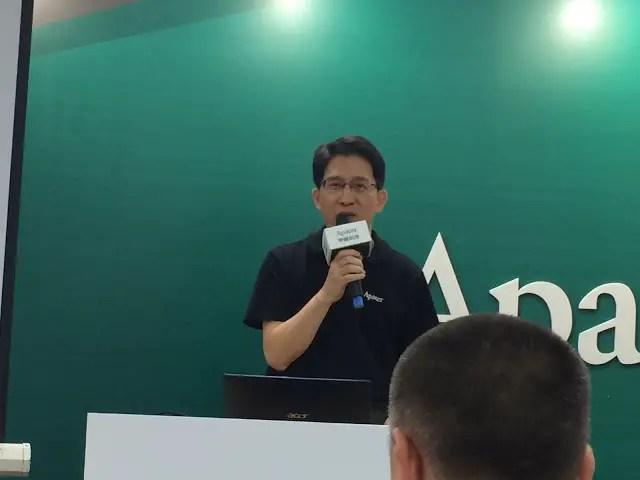 Apacer unveils NFC SSD, USB 3.1 Type-C flash drives and Fingerprint flash drives 38