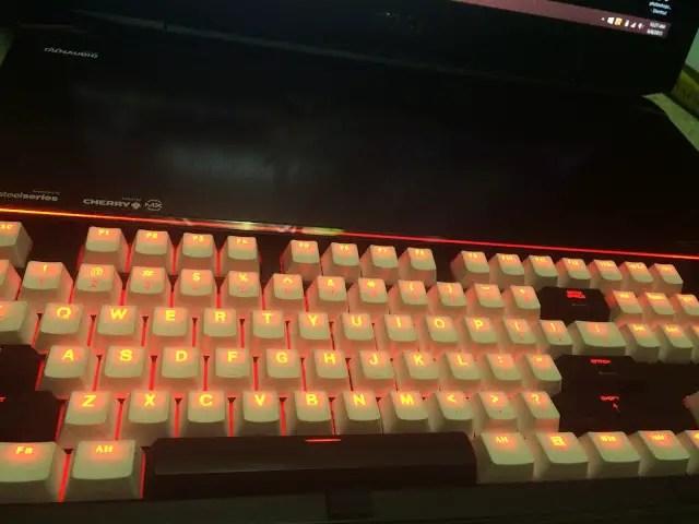 MSI GT80 2QE Titan SLI Gaming Notebook Review 85