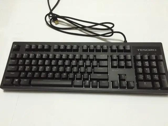 Unboxing & Review: Tesoro Excalibur Spectrum Mechanical Gaming Keyboard 8