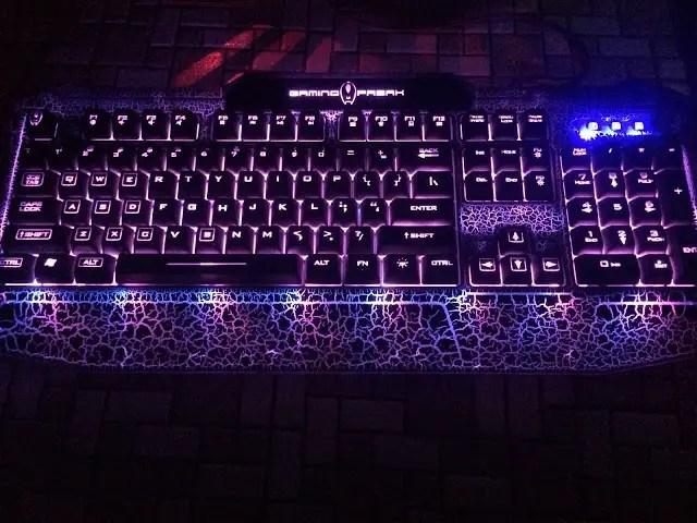 Unboxing & Review: AVF Gaming Freak AKB-GK2 Gaming Keyboard 37