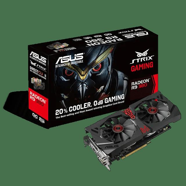 ASUS Announces Strix R9 390X, R9 390, R9 380 and R7 370 3