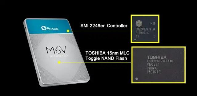 Plextor M6V 256 GB SSD Review 8