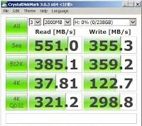 Plextor M6V 256 GB SSD Review 16