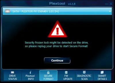 Plextor M6V 256 GB SSD Review 11