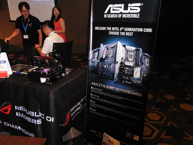ASUS Technical Seminar 2015: ASUS Z170 motherboards get not only new features but also major change in the appearance 2