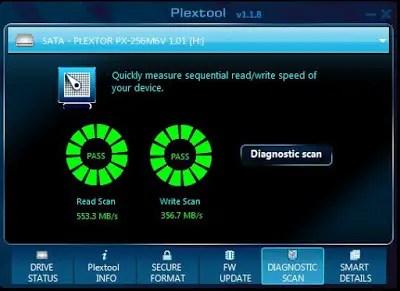 Plextor M6V 256 GB SSD Review 13