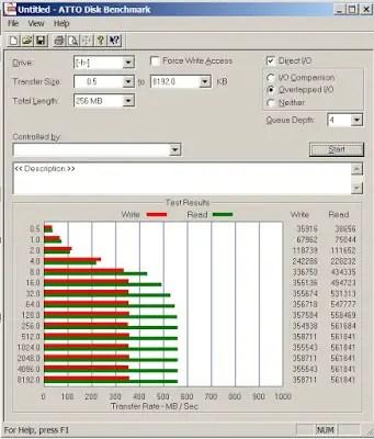 Plextor M6V 256 GB SSD Review 18