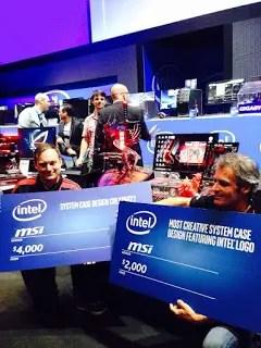 MSI wins Major Awards at Intel Case Modding contest 8