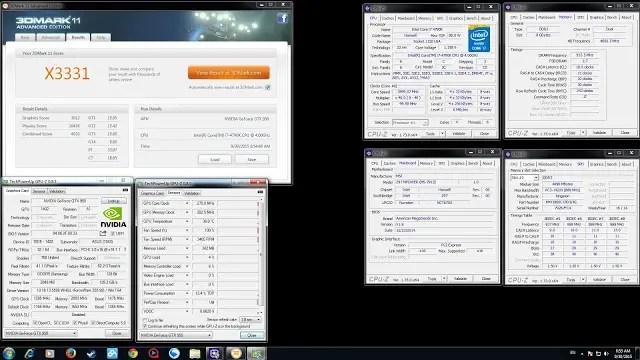 Unboxing & Review: ASUS STRIX GTX 950 87