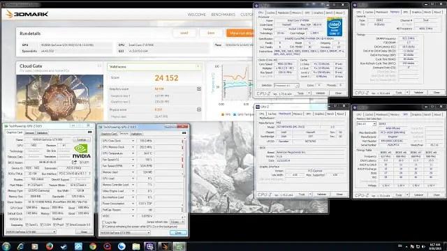 Unboxing & Review: ASUS STRIX GTX 950 89