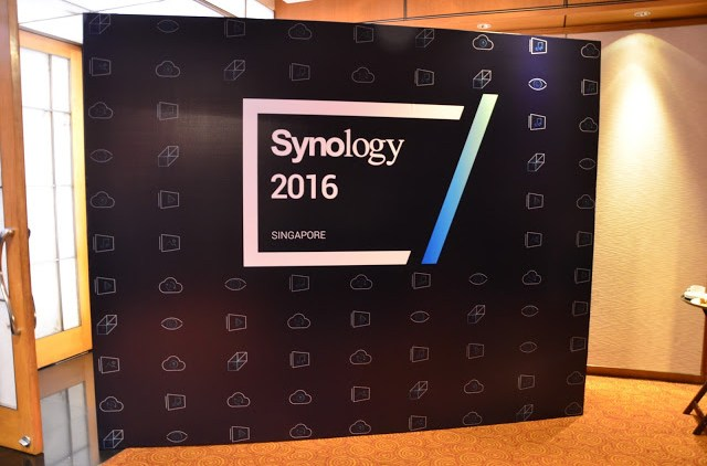 Event Coverage: Synology 2016 Conference @Marriot Hotel Singapore 1