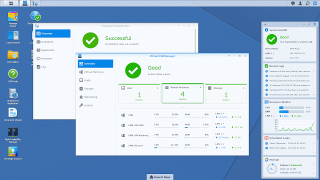 Synology® Releases DiskStation Manager 6.0 Beta 1