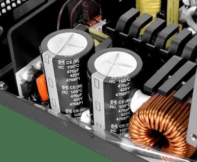 Thermaltake Toughpower DPS G Platinum Series Smart Power Supply Unit with Smart Power Management (SPM) Platform 20