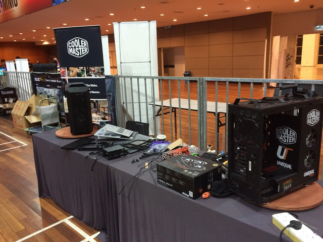 Cooler Master brings up the maker spirit in CyberFusion 2015 1