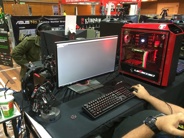 Cooler Master brings up the maker spirit in CyberFusion 2015 12