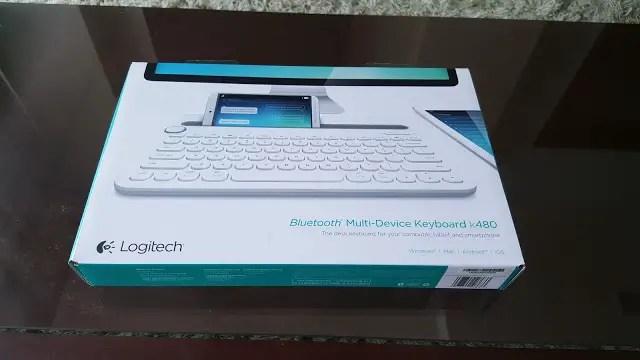 Unboxing & Review: Logitech K480 Bluetooth Multi-Device Keyboard 21