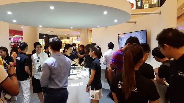 Event Coverage: Samsung Gear S2 roadshow 53