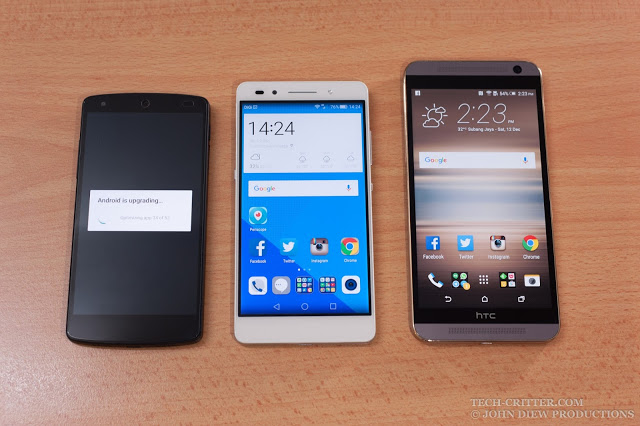 Unboxing & Review: Honor 7 84
