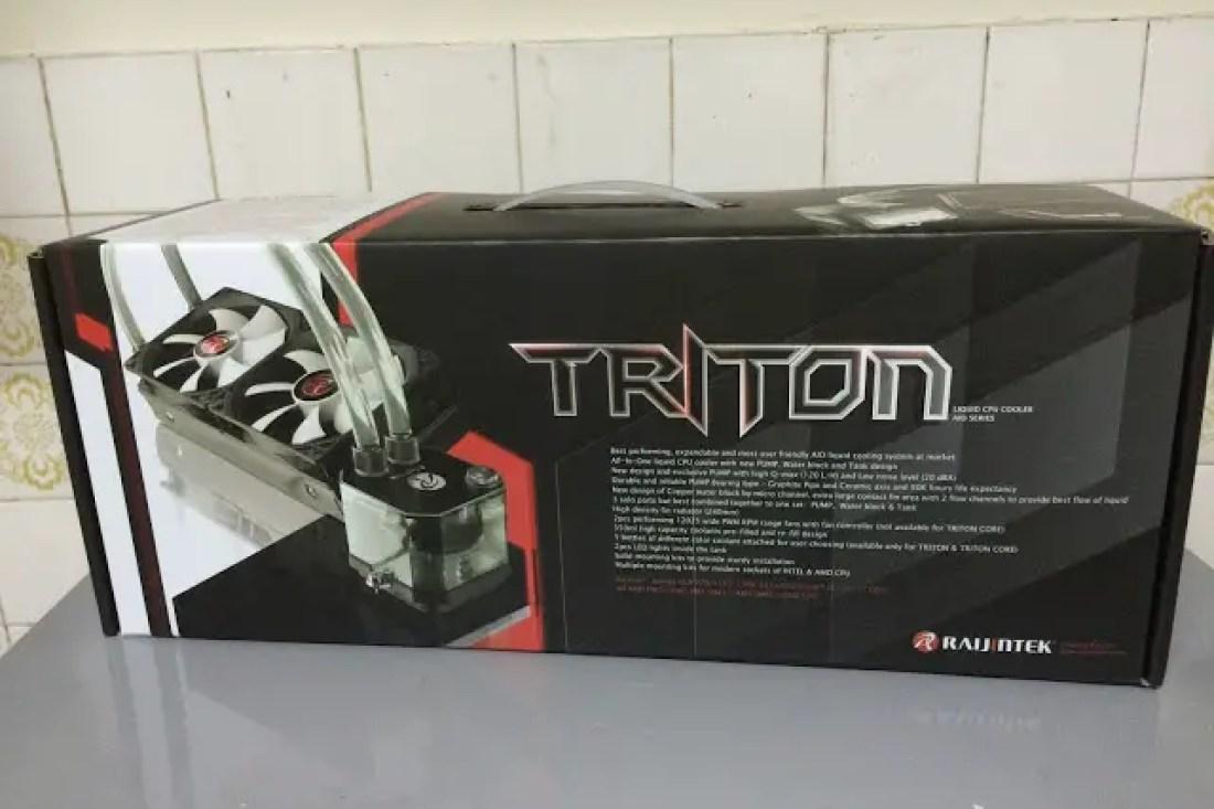 Unboxing & Review: Raijintek Triton 240 Liquid Cooler 46
