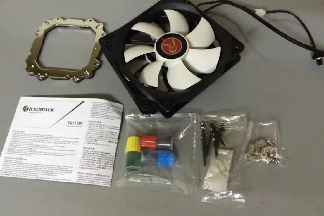 Unboxing & Review: Raijintek Triton 240 Liquid Cooler 49