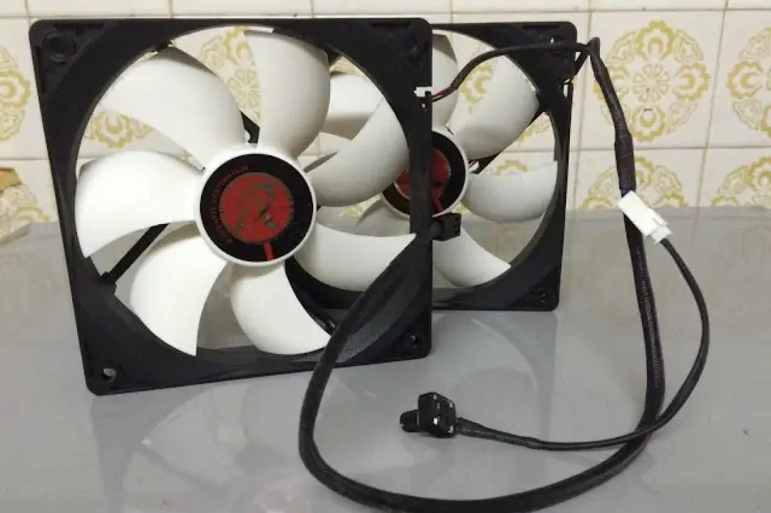 Unboxing & Review: Raijintek Triton 240 Liquid Cooler 50