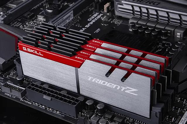 G.SKILL Announces DDR4-3200MHz CL14 64GB(4x16GB) Memory Kit 17