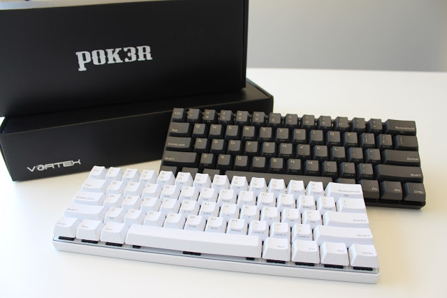 Unboxing & Review: Vortex Pok3r