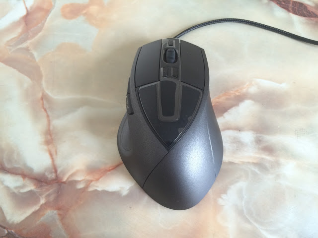 Unboxing & Review: Cooler Master Sentinel III Optical Gaming Mouse 71