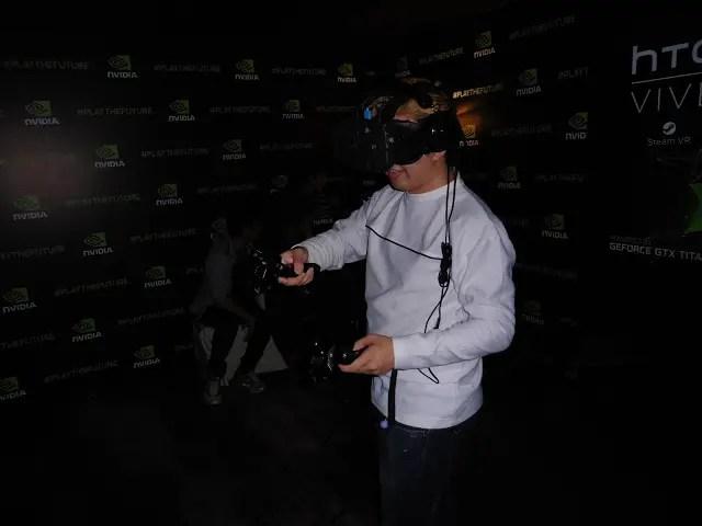 HTC's 2nd-Gen Developer Edition VR System Vive Pre 3