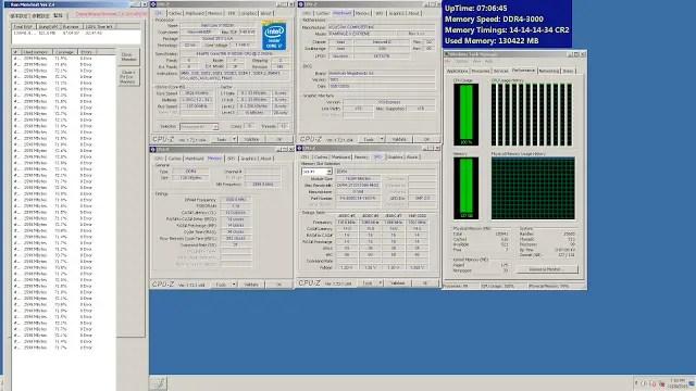 G.SKILL Announces DDR4 3000MHz CL14 128GB(8x16GB) Memory Kit 9