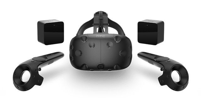 HTC Reveals Complete Consumer Edition Vive System at Mobile World Congress 2016 8